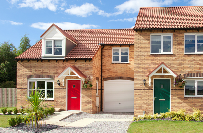 Britain needs to increase the pace of housebuilding significantly to meet strong demand that has pushed up prices